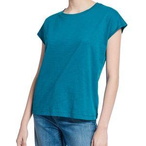 Eileen Fisher Organic 100% Cotton crew t-shirt M